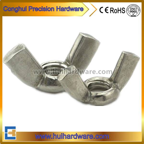 Stainless Steel 304 Wing Nut, Butterfly Nut