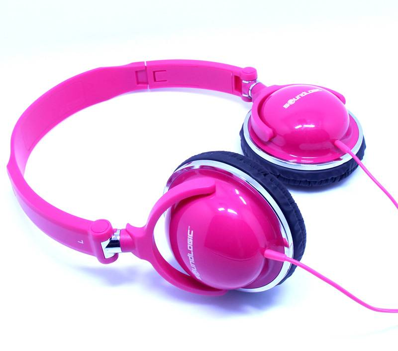 Factory Sales Kids Headphones Over-head HiFi Stereo Earphone Colorful Headset for PC Mobile Phone iP