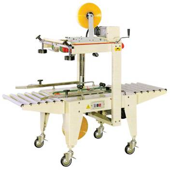 Factory taped Carton Sealer