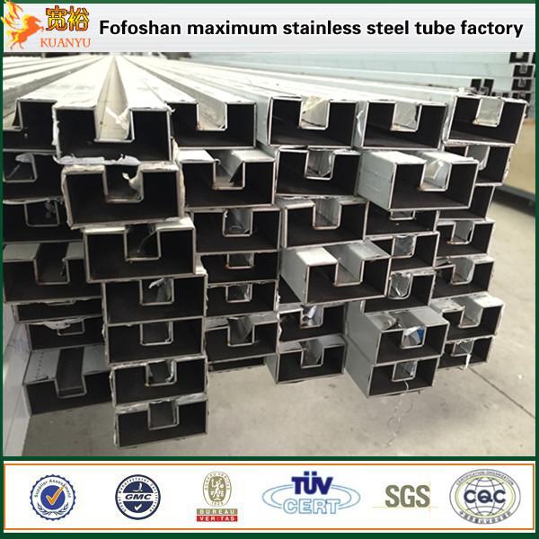 Mirror steel pipes 316 grooving stainless steel welded tubing