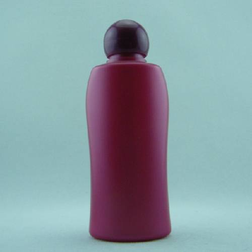 Plastic HDPE container bottle 100ml 250ml for shampoo body lotion conditioner showr gel
