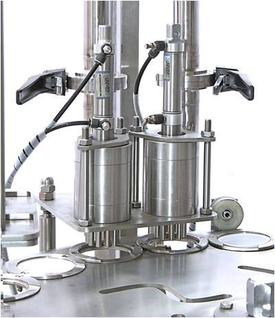 New model !!!! 2014  cup filling sealing machine