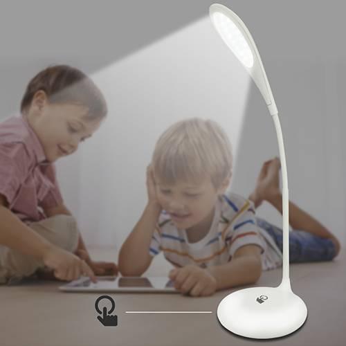Touch LED desk lamp