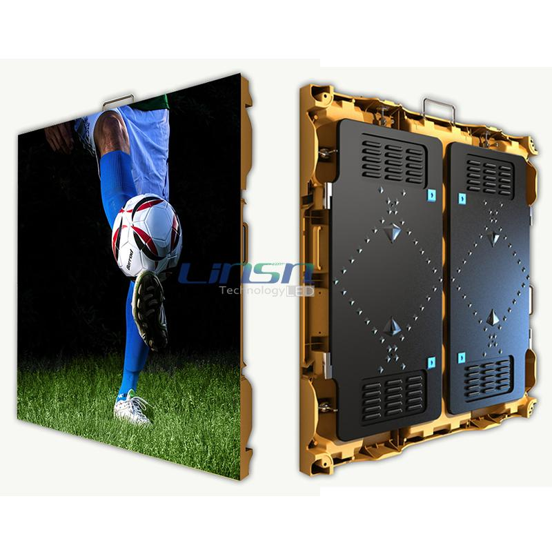 New Design P5mm Outdoor LED Display Standard Size 960mmx960mm