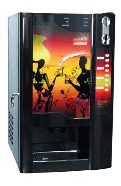 Hot/Cold Premixed Drink Vendor (HV304MCE)