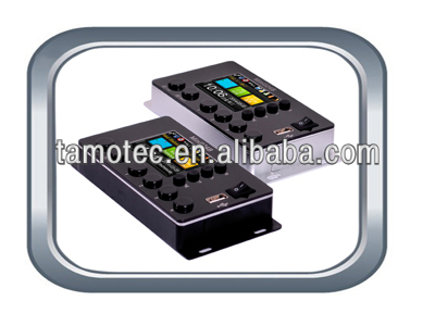 2.4 inch bus station auto announcer with LED screen
