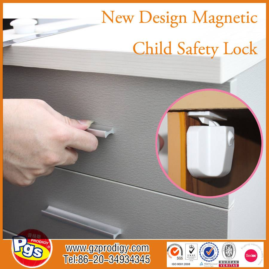 magnetic baby safety locks, cabinet locks magnetic