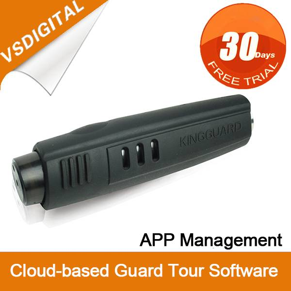 Cloud-based Guard Tour System with APP Management