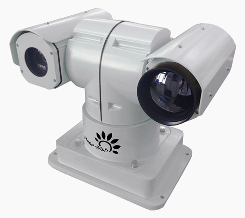 High-end Intelligent Surveilance T Shape Bi-spectrum Thermal Camera