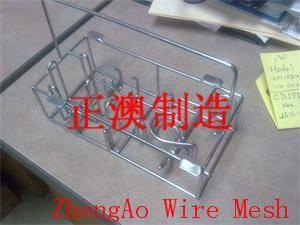 metalic kitchenware