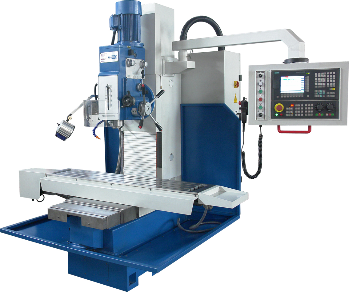 hot sale cnc bed type milling machine with best price