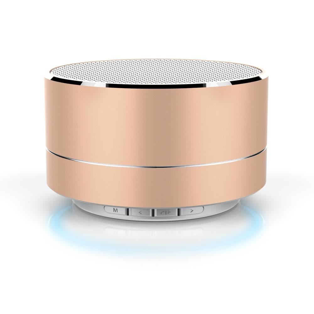 2016 HI-Fi Portable bluetooth Speaker with USB/SD /BLUETOOTH B04 metal series