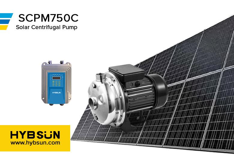 HYBSUN|SCPM |Solar Centrifugal Pump|SCPM750C