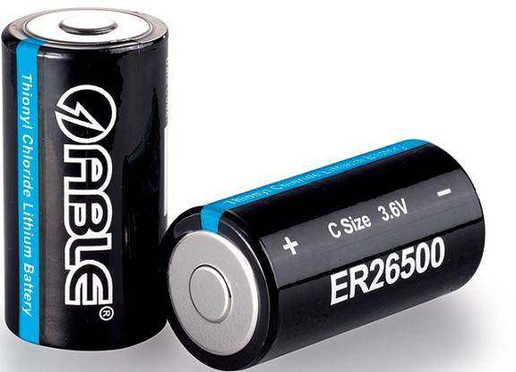 ER26500 LiSOCL2 battery