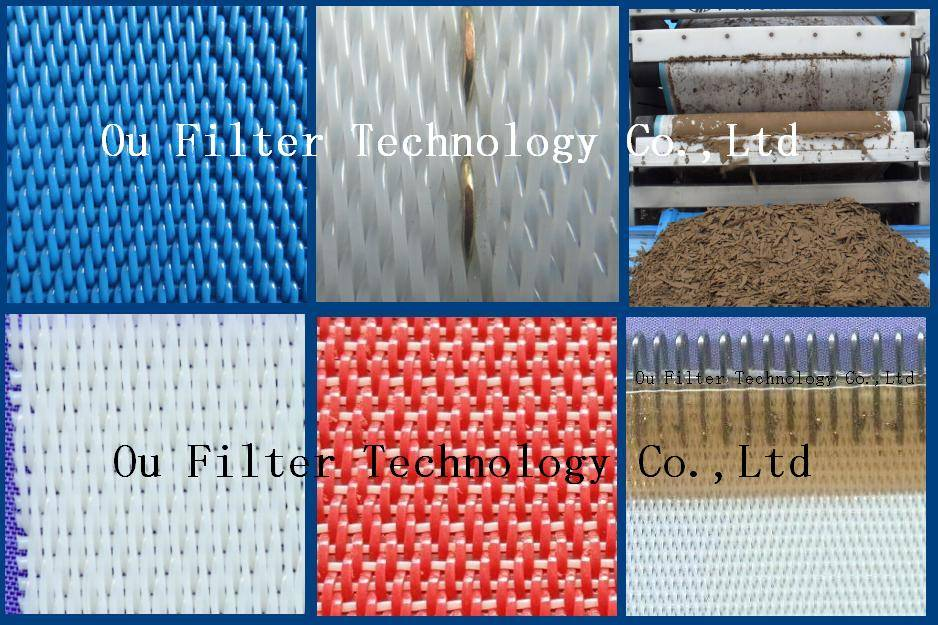 Polyester belt /Spiral fabric, Drying screen/Filter Belt/Cloth/Mesh