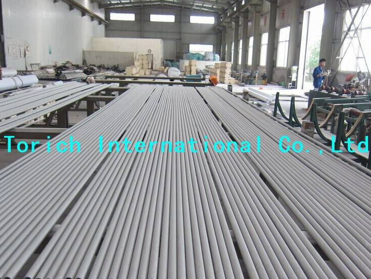 ASTM A213 Stainless Steel Tube , Stainless Ferritic and Austenitic Alloy Steel Pipes