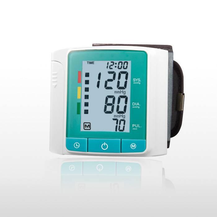 A-BP163 automatical wrist blood pressure monitor