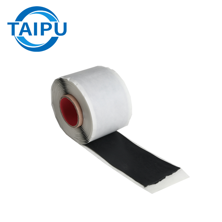Vinyl Rubber Water-Proofing Tapes Pvc Mastics Adhesive Fiber Optic Butyl Mastic Waterproof Tape