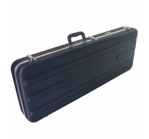 Deluxe Molded ABS Electric  Guitar Case