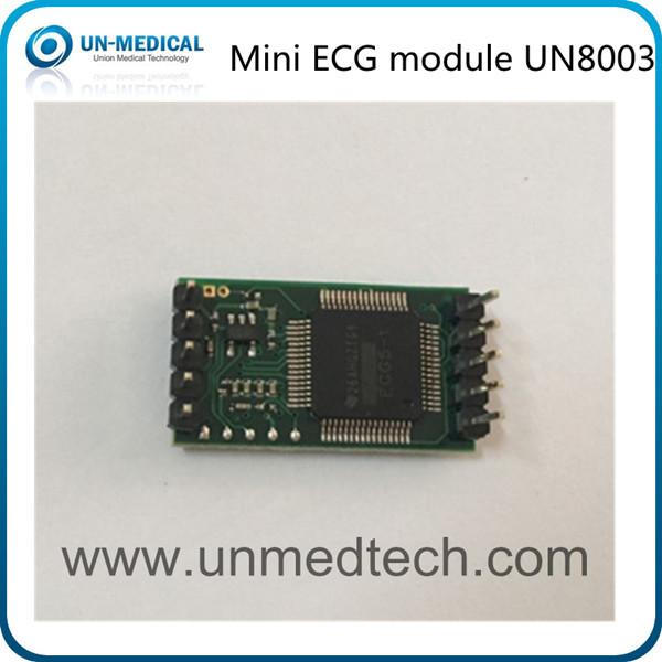 Small size 3&5 leads ecg module