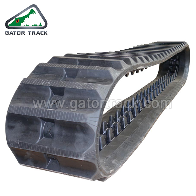 Yfw45r (YANMAR) Dumper Track Rubber Tracks (5009082)