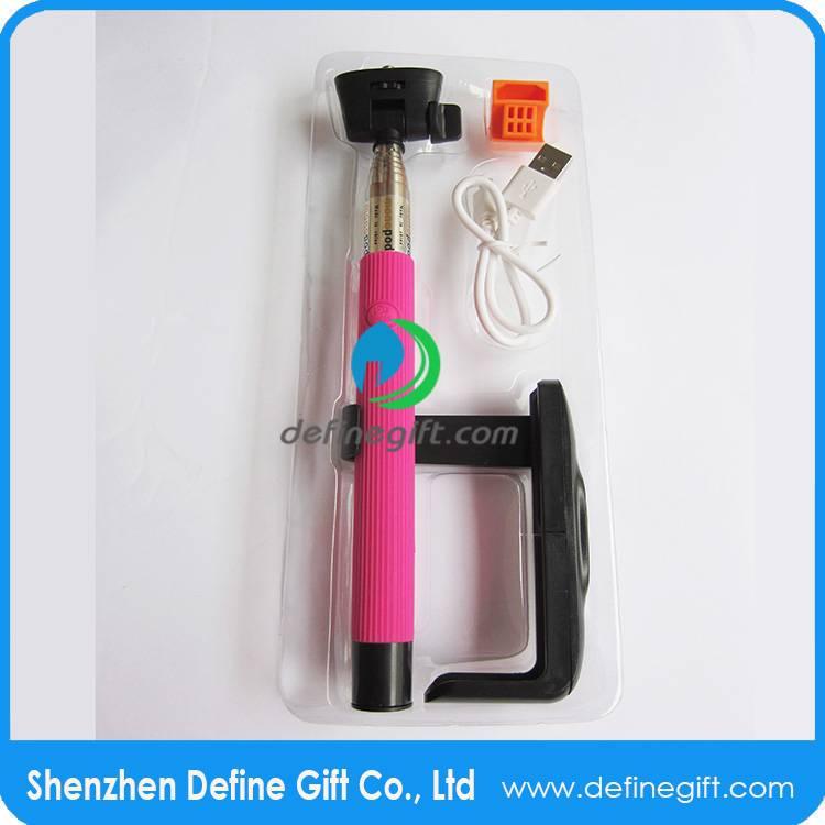 Hot Selling wholesale Colorful Selfie Stick Monopod/Wireless Monopod Selfie Stick