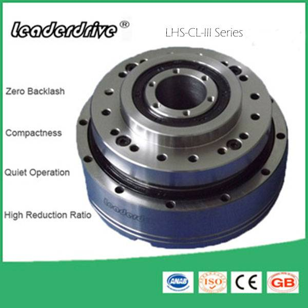LHS-CL-III Series Harmonic Gear Speed Reducer with high precision