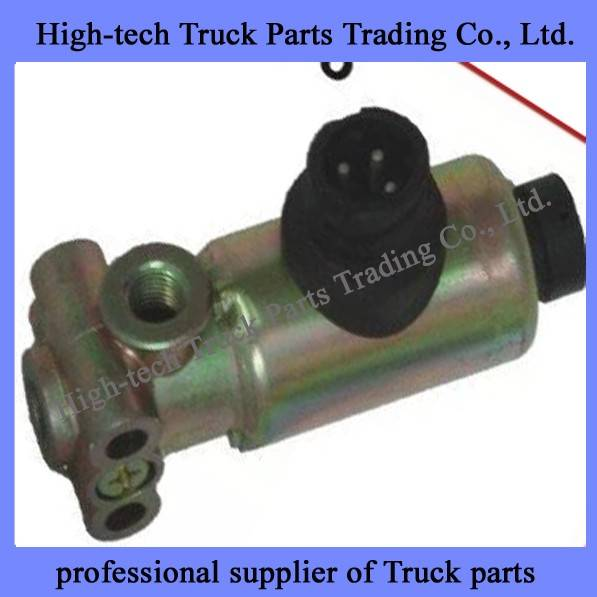 Shacman Solenoid valve 81.52160.6115