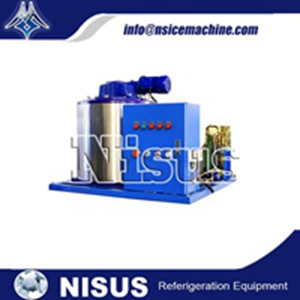 NISUS SMALL FLAKE ICE MACHINE