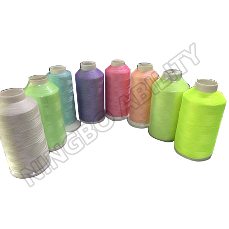 Polyester Embroidery Thread (Brighten-in-the-night)