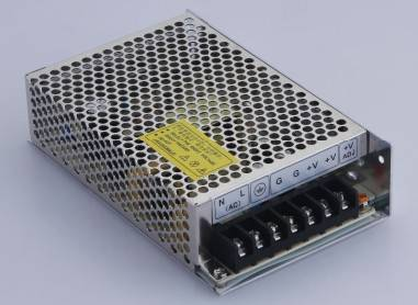 SVS 60 Switching Metal Case Power Supply used in Security and LED area
