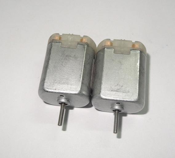 12v DC Mini Brushed Motor TK-FC-280SC-20150 For Car Door Lock