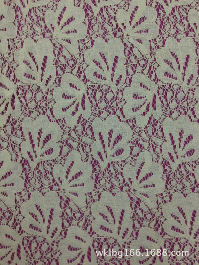 Lace manufacturer for lady's garments