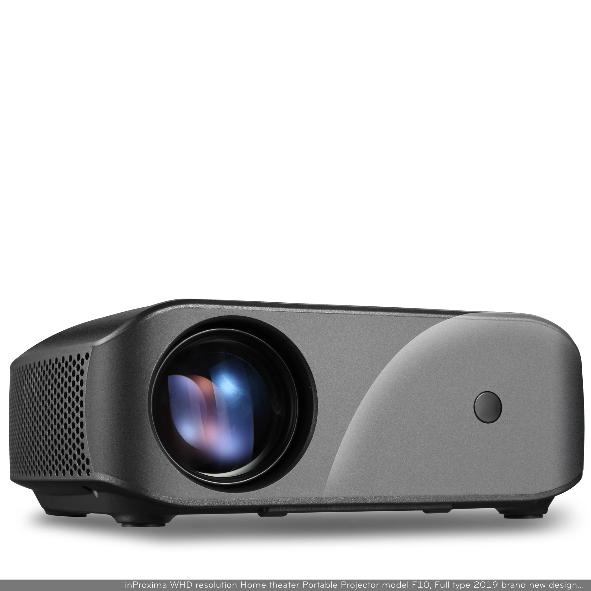 Inproxima F10, 4K best Digital cinema projector in 2019, 4200 lumens bring your life into your famil