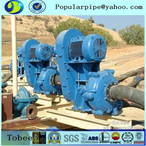 sand gravel dredge solid mining slurry pump
