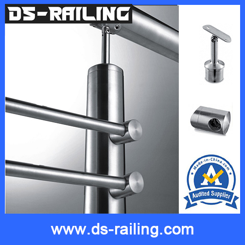 Stainless steel architectural glass brackets/Outdoor Handrail Bracket