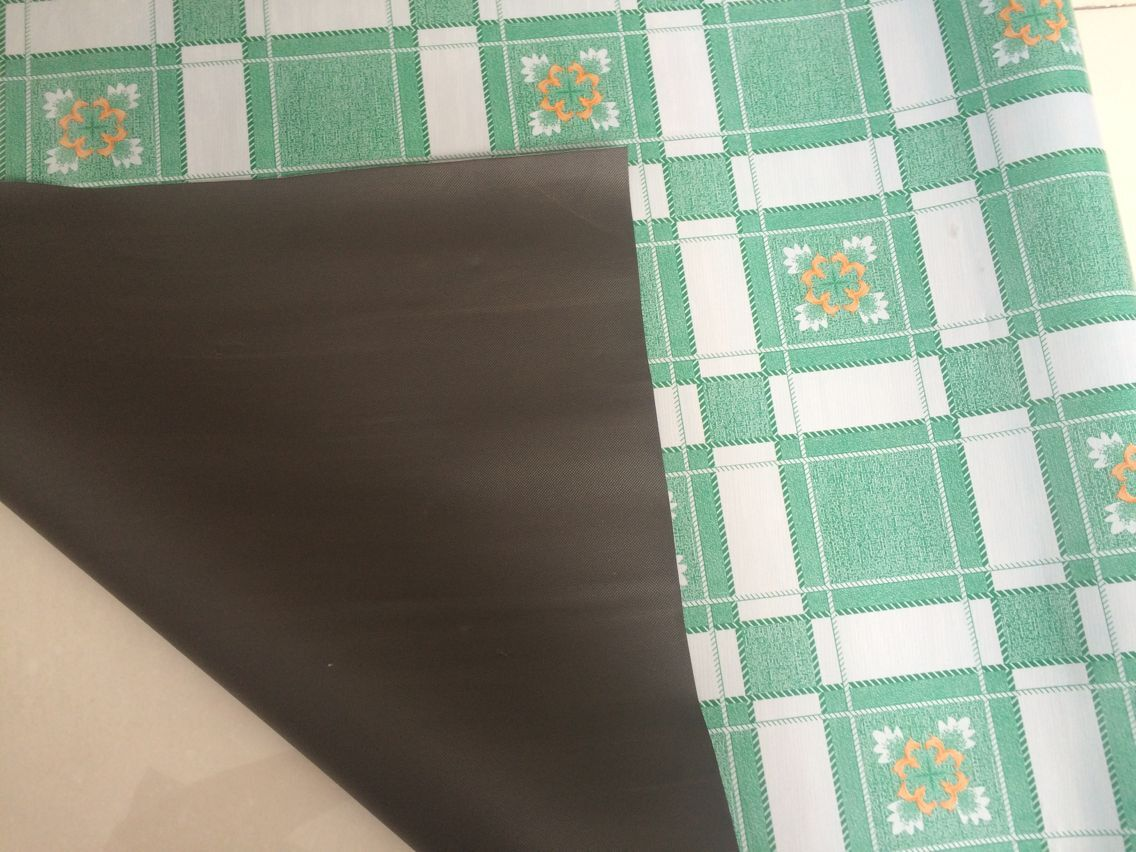 Low Cost 0.35-1.5mm Thickness Non-Woven Fabric Vinyl Flooring