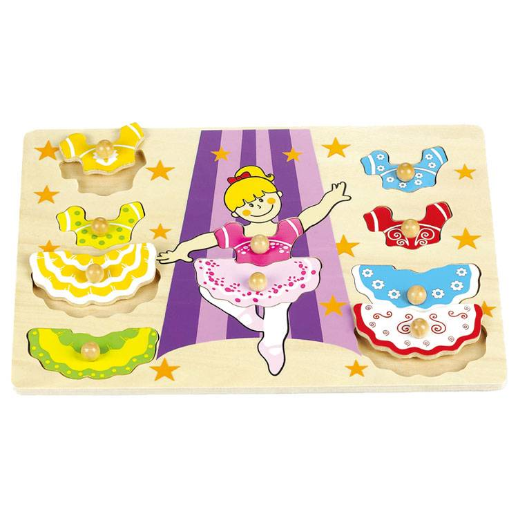 Beautiful Dressing Girl Jigsaw Puzzle