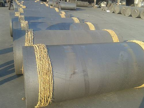 HP conductivity graphite electrode from 100mm to 1400mm