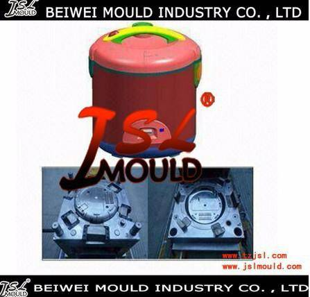 Custom design rice cooker plastic injection mould manufacturer