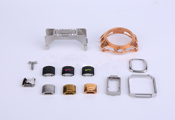 Metal powder injection molding MIM stainless steel watch dial clasp wearable device accessories