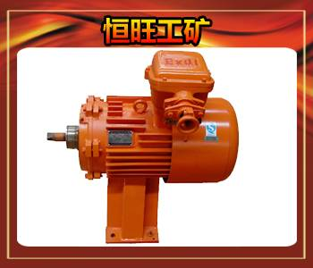 YBJ series winched with explosion proof three-phase asynchronous motor