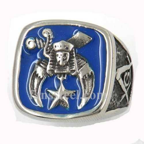 masonic ring pendant