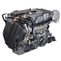 New Yanmar 4JH110 Marine Diesel Engine 110HP