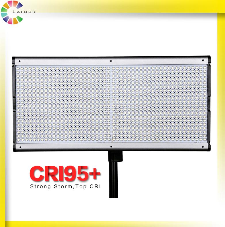 Hot selling studio light cold color led video light kit 3200k-5600k studio panel light kit JYLED-100