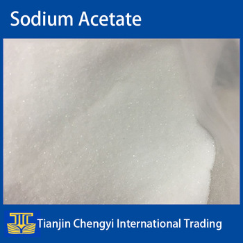 China supply good quality sodium acetate anhydrous price