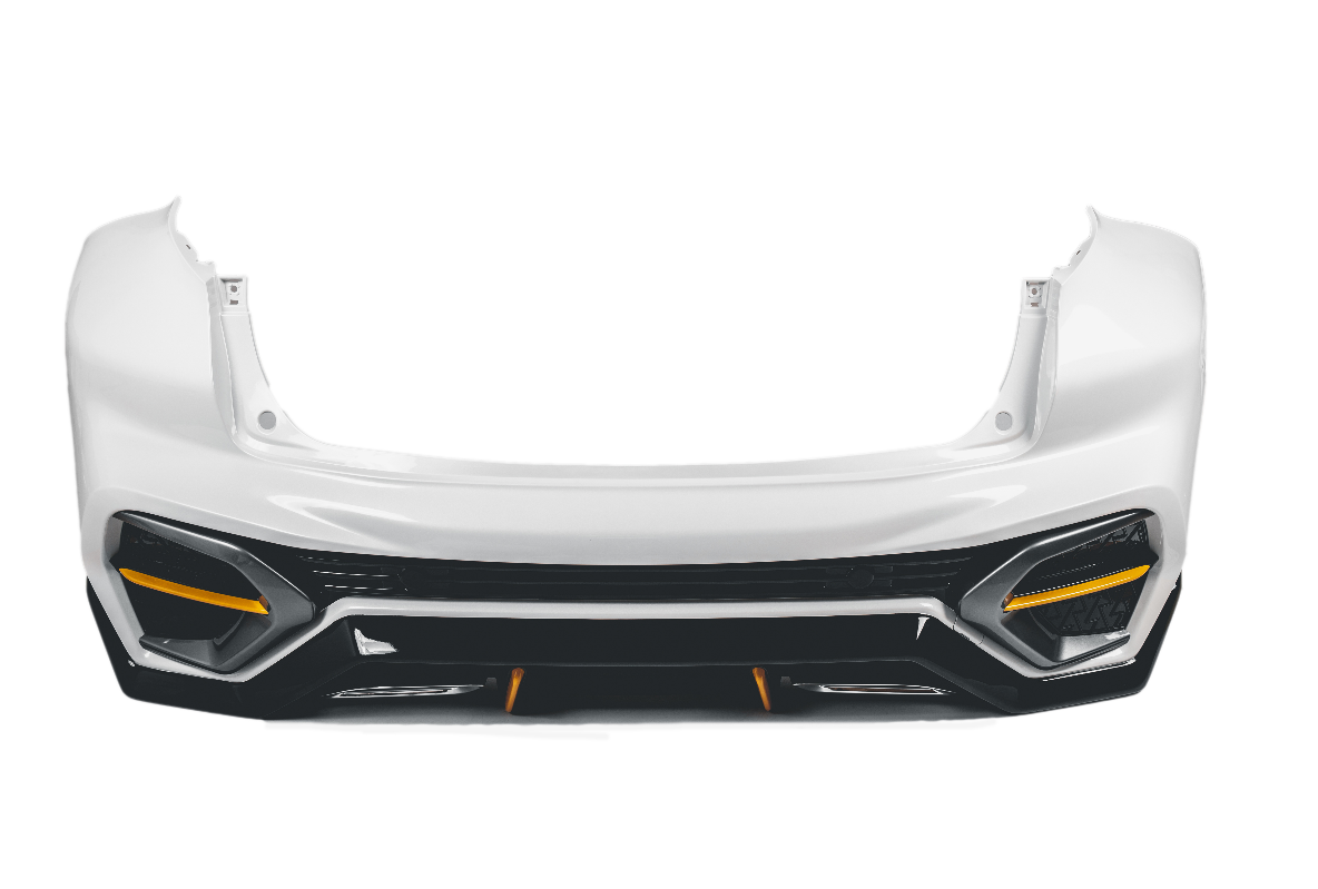 Km fit for 2019 Toyota CHR bodykits