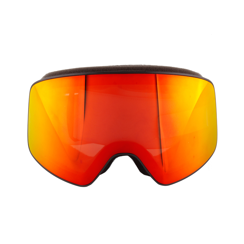 China factory 2018 HOT SELL custom snow ski goggles with different colours