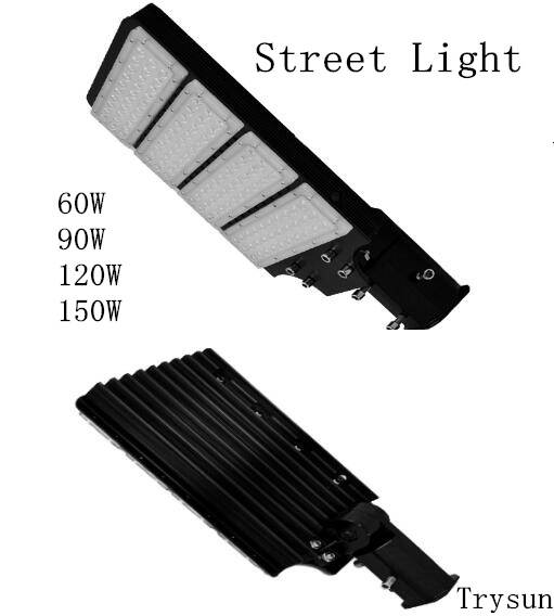 High quality Highway Street Lighting Tracking Lights Outdoor LED 60W 90W 120W 150W