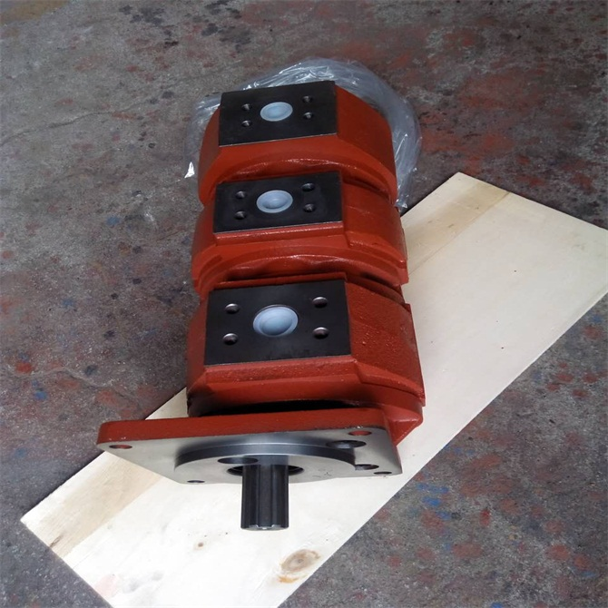 Jinan Hydraulic Pump CBZ2050/2050 Hydraulic Gear Pump For Sale